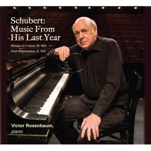 Victor Rosenbaum 歌手頭像