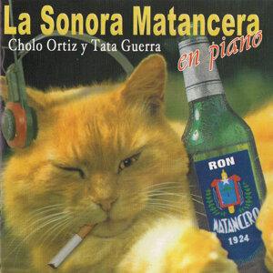 """Tata Guerra con José """"Cholo """" Ortíz 歌手頭像"""