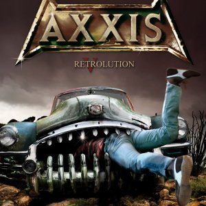 Axxis 歌手頭像