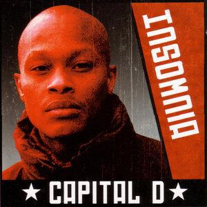 Capital D 歌手頭像