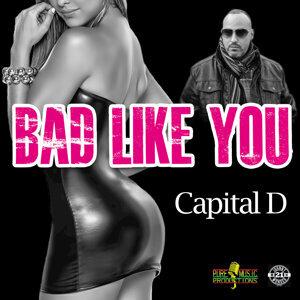 Capital D