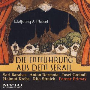 Sari Barabas, Anton Dermota, Helmut Krebs, Josef Greindl, Rita Streich, RIAS - Sinfonieorchester, RIAS - Kammerchor, Ferenc Fricsay 歌手頭像