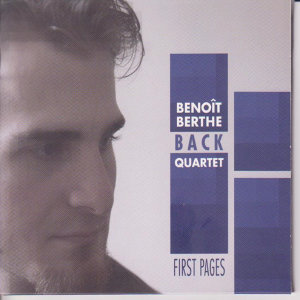 "Benoit Berthe ""Back"" Quartet 歌手頭像"