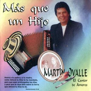 Martìn Ovalle 歌手頭像