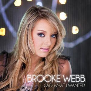 Brooke Webb 歌手頭像