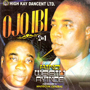 King Wasiu Ayinde