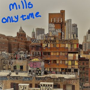 Mills 歌手頭像