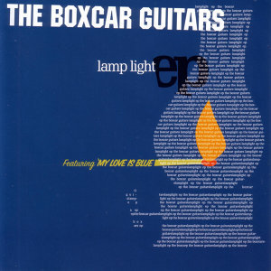 The Boxcar Guitars