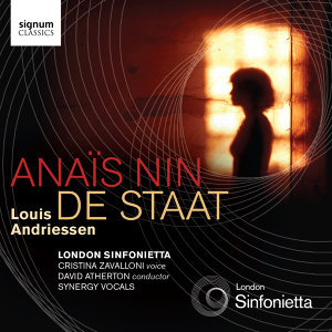 London Sinfonietta, Cristina Zavalloni, David Atherton, Synergy Vocals 歌手頭像