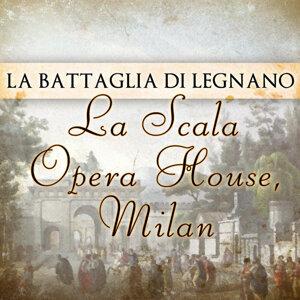 La Scala Opera House, Milan 歌手頭像