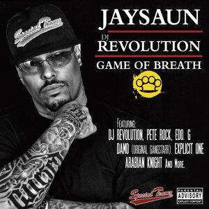JAYSAUN & DJ REVOLUTION