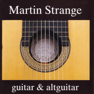 Martin Strange