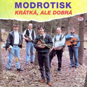 Modrotisk 歌手頭像