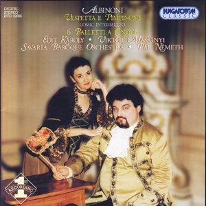 Edit Károly, Viktor Massányi, Savaria Baroque Orchestra, Pál Németh 歌手頭像