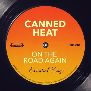 Canned Heat 歌手頭像