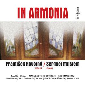 František Novotný, Serguei Milstein 歌手頭像