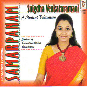 Snigdha Venkataramani 歌手頭像