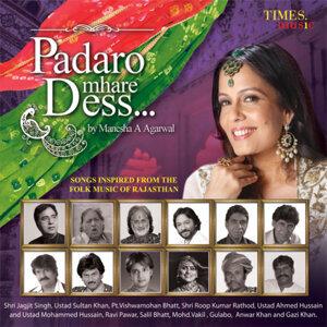Manesha Agarwal 歌手頭像