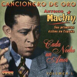 Antonio Machin 歌手頭像