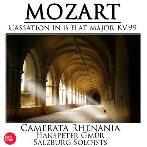 Camerata Rhenania, Hanspeter Gmur, Salzburg Soloists 歌手頭像
