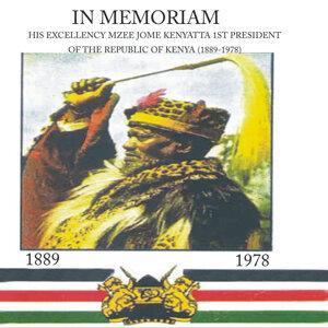 President Mzee Jomo Kenyatta 歌手頭像