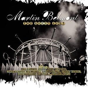Martin Belmont 歌手頭像