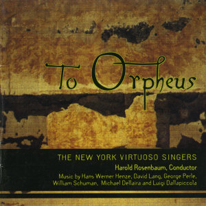 New York Virtuoso Singers 歌手頭像