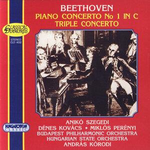 Anikó Szegedi, Dénes Kovács, Miklós Perényi, Budapest Philharmonic Orchestra, Hungarian State Orchestra, András Kórodi 歌手頭像