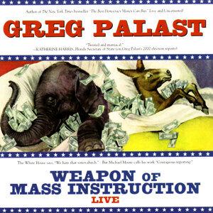 Greg Palast 歌手頭像