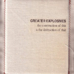 Greater Explosives
