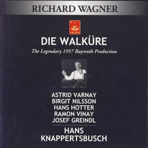 Hans Knappertsbusch, Astrid Varnay, Birgit Nilsson, Hans Hotter, Ramon Vinay, Josef Greindl & Orchester der Bayreuther Festspiele 歌手頭像