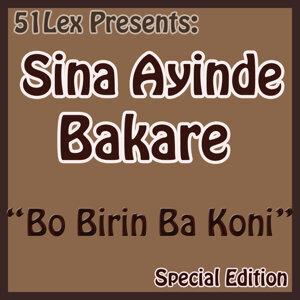 Sina Ayinde Bakare 歌手頭像