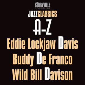 Eddie Lockjaw Davis, Buddy DeFranco & Wild Bill Davison 歌手頭像
