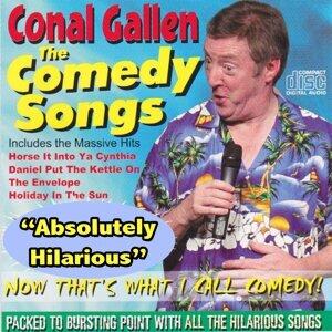 Conal Gallen 歌手頭像