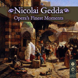 Nicolai Gedda, The Royal Tuscany Orchestra 歌手頭像