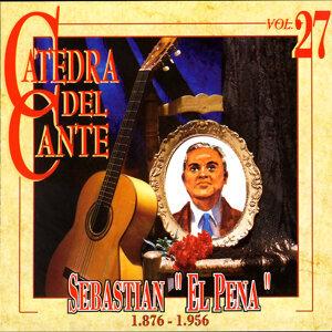 """Sebastian """"El Pena"""" 歌手頭像"""