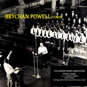 Brychan Powell 歌手頭像