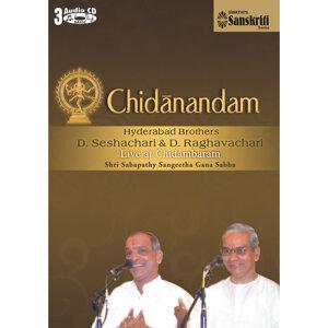 D. Seshachari, D. Raghavachari, Mridangam: Srimushnam V.Raja Rao, Ghatam: T.V.Vasan, Violin: Delhi P.Sunder Rajan 歌手頭像
