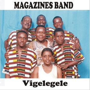 Magazines Band 歌手頭像