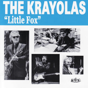 The Krayolas with Augie Meyers