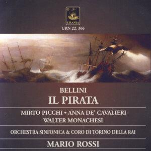 Mirto Picchi, Anna De' Cavalieri, Walter Monachesi, Orchestra Sinfonica e Coro di Torino Della RAI & Mario Rossi 歌手頭像
