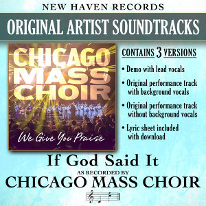 Chicago Mass Choir 歌手頭像