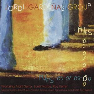 Jordi Gardeñas Group 歌手頭像