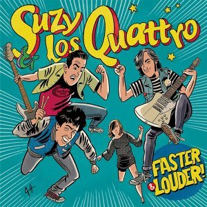 Suzy & los Quattro 歌手頭像