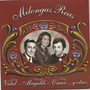 Jorge Vidal - Agustin Magaldi - Nelly Omar y otros 歌手頭像