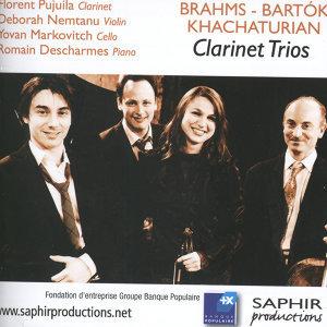 Florent Pujuila, Yovan Markovitch, Deborah Nemtanu & Romain Descharmes 歌手頭像
