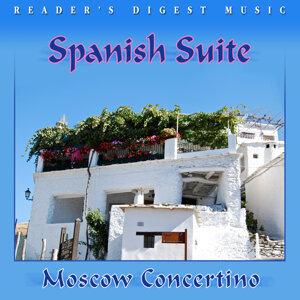Moscow Concertino; Evgueni Bushkov 歌手頭像