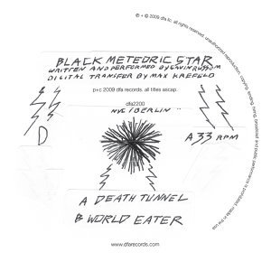 Black Meteoric Star