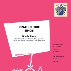 Dinah Shore (黛娜.舒兒) 歌手頭像