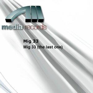 Mig 33 歌手頭像
